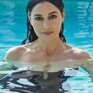 Monica Bellucci See-Through Photos – Celeb Nudes