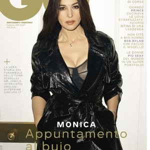 Monica Bellucci Naked Celebrity Pic sexy 004