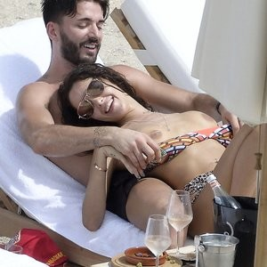 Nabilla Benattia Topless – Celeb Nudes