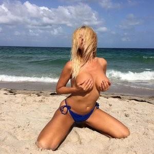 Nadeea Volianova Topless – Celeb Nudes