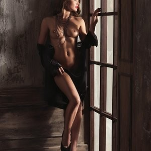 Naked photoshoot of Kristina Yakimova – Celeb Nudes