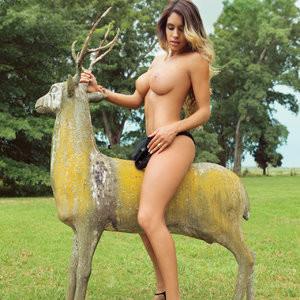 Naked pics of Leonela Ahumada – Celeb Nudes