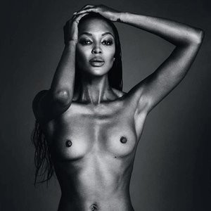 Naomi Campbell Topless Photo – Celeb Nudes