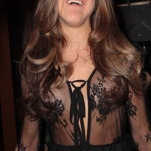 Nikki Grahame See-Through photos – Celeb Nudes