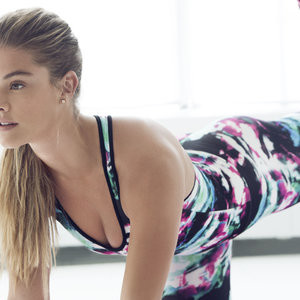 Nina Agdal Working Out And Looking Fine – Celeb Nudes