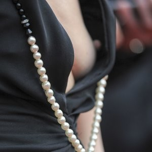 Nipple Slip Photos of Elsa Zylberstein – Celeb Nudes