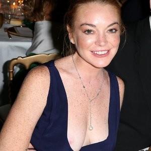 NipSlip Photos of Lindsay Lohan – Celeb Nudes