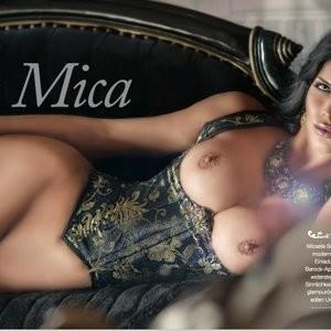 Nude Photos of Micaela Schäfer – Celeb Nudes