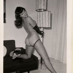 Nude pics of Bettie Page – Celeb Nudes