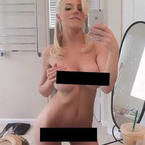Nude selfie of Courtney Stodden – Celeb Nudes
