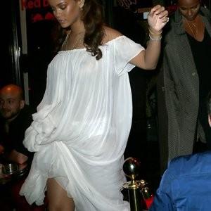 Rihanna See-Through Photos - Celeb Nudes