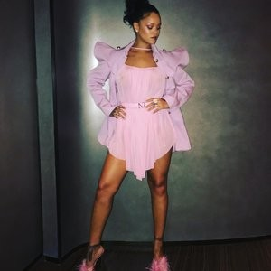 Rihanna See-Through – Celeb Nudes