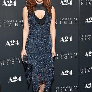 Riley Keough Is A Really Ravishing Redhead – Celeb Nudes