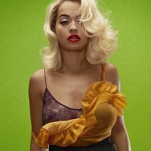 Rita Ora See-Through Photos – Celeb Nudes