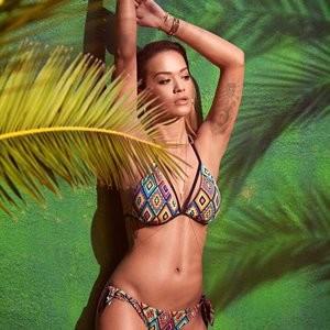 Rita Ora With A Little Teaser – Celeb Nudes