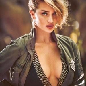 Rosie Huntington-Whiteley Sexy Glamour Photos – Celeb Nudes