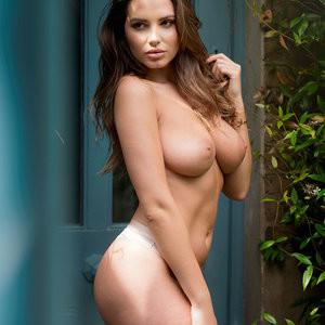 Sabine Jemeljanova Topless Photos – Celeb Nudes