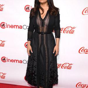 Salma Hayek Wins Awards And Looks Hot – Celeb Nudes