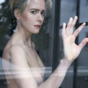 Sarah Paulson Topless Photos – Celeb Nudes