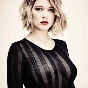 See-Through Photo of Lea Seydoux – Celeb Nudes