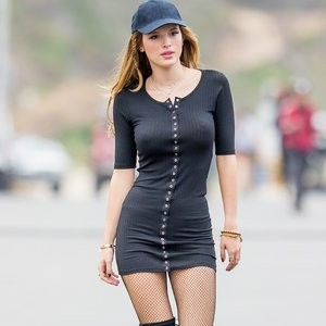 See-Through Photos of Bella Thorne – Celeb Nudes