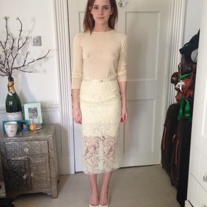 See-Through Photos of Emma Watson – Celeb Nudes