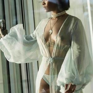 See-Through Photos of Rihanna – Celeb Nudes