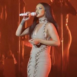 See-Through Photos of Rihanna - Celeb Nudes