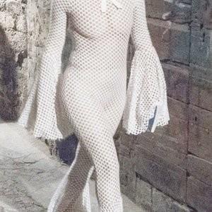See-through pics of Lady Gaga – Celeb Nudes