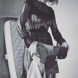 See-Through pics of Lea Seydoux – Celeb Nudes
