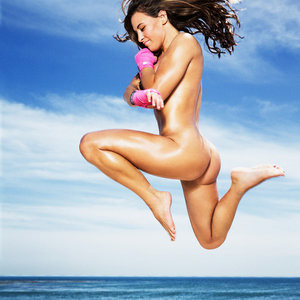 Sexy Miesha Tate Naked for ESPN – Celeb Nudes