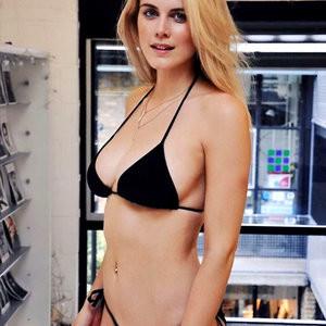 Ashley James Hot Naked Celeb sexy 001