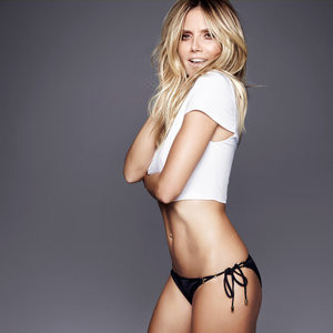 Sexy Photos of Heidi Klum – Celeb Nudes