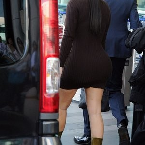 Kim Kardashian Hot Naked Celeb sexy 003