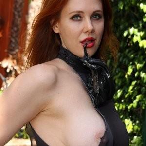 Sideboob of Maitland Ward - Celeb Nudes