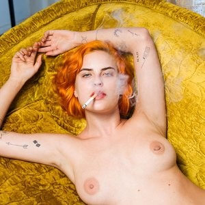 Tallulah Willis Topless Photos – Celeb Nudes