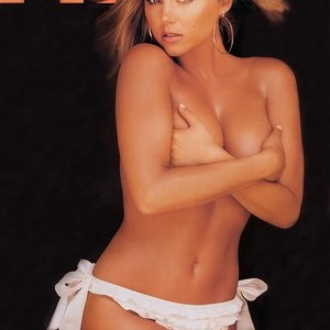 Tiffani-Amber Thiessen Topless Photos – Celeb Nudes