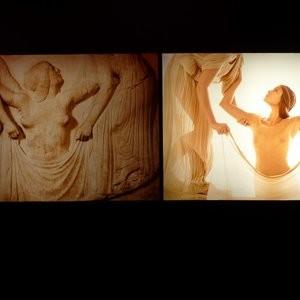 Topless Photos of Eva Mendes – Celeb Nudes
