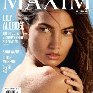 Topless photos of Lily Aldridge – Celeb Nudes