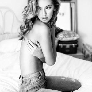 Topless photos of Olivia Jordan – Celeb Nudes