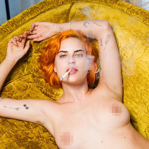Topless Photos of Tallulah Willis – Celeb Nudes