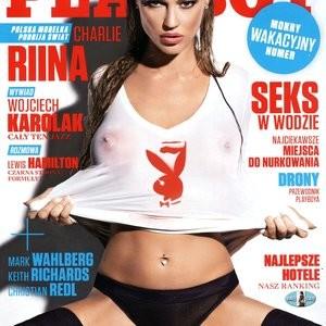Topless photoset of Charlie Riina – Celeb Nudes