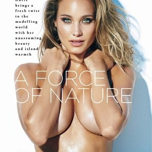 Topless Photoset of Hannah Davis – Celeb Nudes