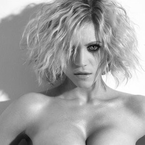 Topless Pic of Brittany Snow – Celeb Nudes