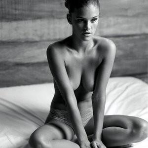 Topless pic of Nina Agdal – Celeb Nudes