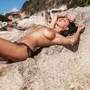 Topless pics of Alyssa Arce – Celeb Nudes