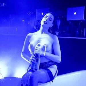 Topless pics of Dita Von Teese – Celeb Nudes