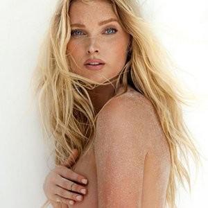Topless pics of Elsa Hosk – Celeb Nudes