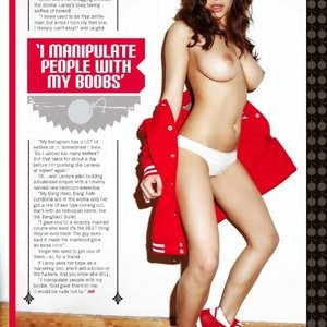 Topless pics of Lacey Banghard – Celeb Nudes