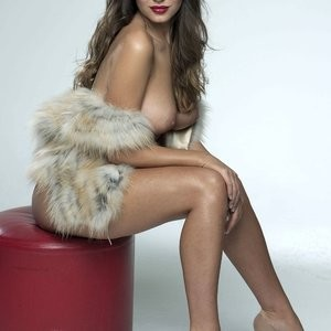 Topless pics of Sabine Jemeljanova – Celeb Nudes